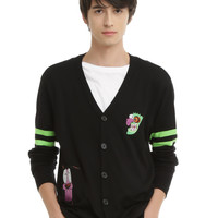 Cartoon Network Courage The Cowardly Dog Cardigan