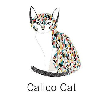 Cat Wall Decals (Sold Individually)