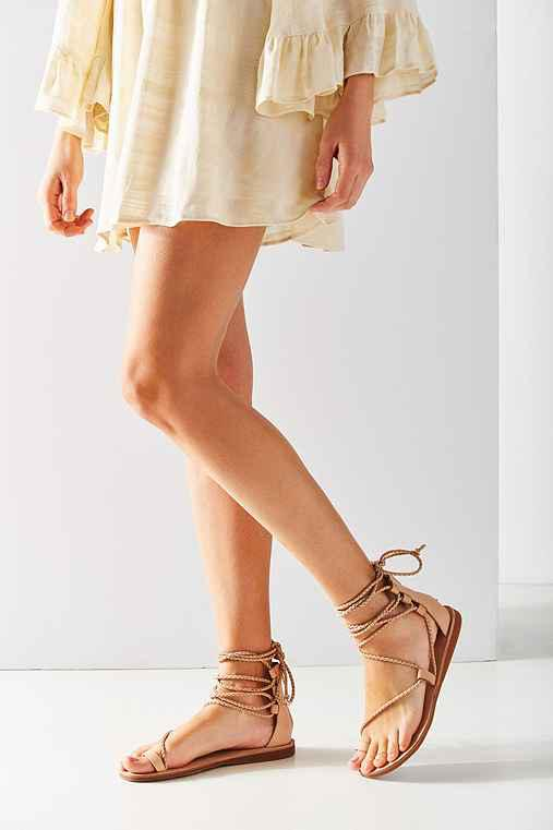 35802657969 Jeffrey Campbell Adios Gladiator Sandal from Urban Outfitters