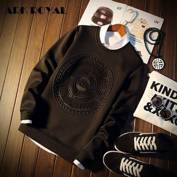 Ark Royal pullover hoodies new fashion hoodies men sweatshirt monty are print hoodie men cool  men sweatshirts tracksuit men