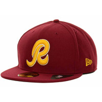 Washington Redskins NFL League Basic 59FIFTY Cap