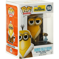 Funko Minions Pop! Movies Bored Silly Kevin Vinyl Figure