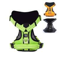 Reflective Large Strong Dog Harness