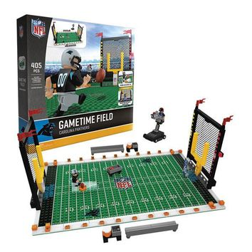Carolina Panthers Football Team Gametime Set 2.0 OYO Playset