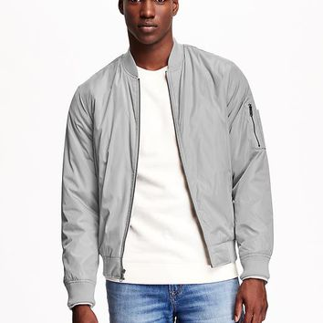 Old Navy Mens Bomber Jacket