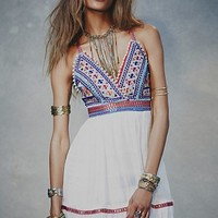 Free People Womens Soleil Maxi - Ivory,