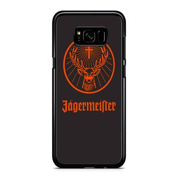 Jagermeister 2 Samsung Galaxy S8 Plus Case