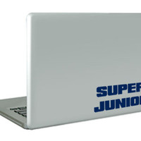 Super Junior Kpop laptop art decals FREE WORLDWIDE mailing choose your colour