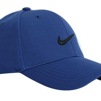 Nike Fashion Casual Women Men Cool Unisex Baseball Cap Hat Blue G