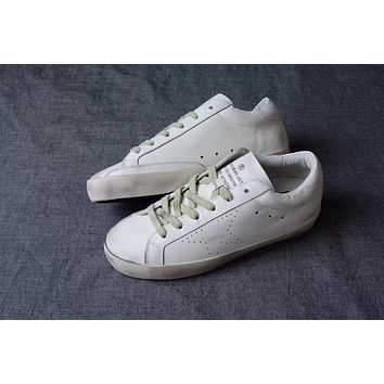 GGDB / Golden Goose Deluxe Brand Uomo / Donna Superstar White Women Sneakers