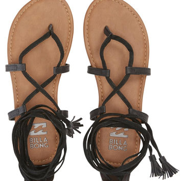 Billabong - Around The Sun Sandals | Black
