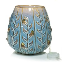 Blue Viola Vine Scenterpiece™ Warmer : Scenterpiece™ Easy MeltCup Warmer : Yankee Candle