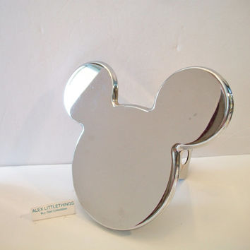 Vintage Mickey Mouse Tow Hitch Cover Disney Taiwan