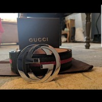 NWT AUTHENTIC GUCCI BELT