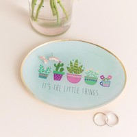 It's The Little Things Trinket Dish