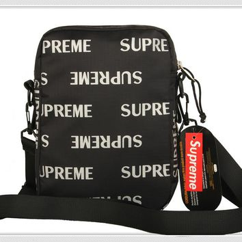 Men's and Women's SUPREME Waist bag & Bags fashion bags