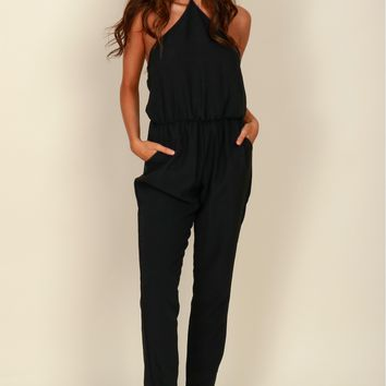 My Sleek Jumpsuit Black