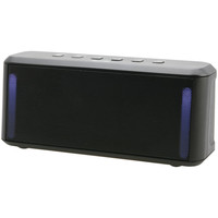 Ilive Blue Portable Color Change Bluetooth Speaker
