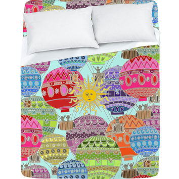Sharon Turner Candy Sky Sheet Set