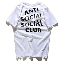 Trendsetter ASSC Women Men Fashion Casual Shirt Top Tee