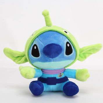Hot sales 20CM Stitch Plush Toys Doll  From Lilo and Stitch Stuffed Animals Baby Toy for