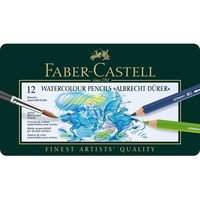 Watercolor pencil Albrecht Dürer tin of 12 for artists and creatives by Faber-Castell