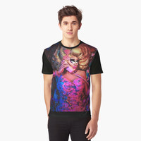 'Trixie Mattel ' Graphic T-Shirt by Drag Queen