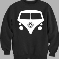 vw nimibus Split Window Kombi Sweater for Mens Sweater and Womens Sweater *