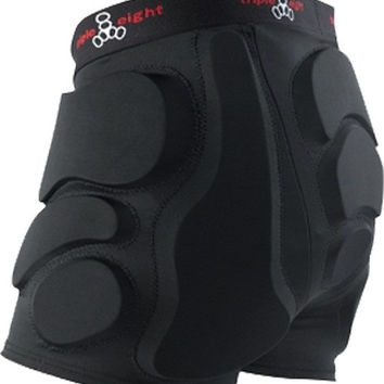 Triple 8 Roller Derby Bumsaver Small Black