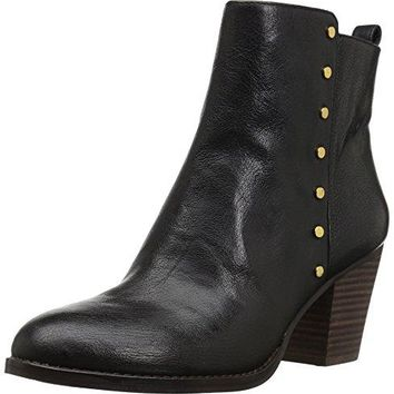 Women's Freeport Ankle Boot Nine West Synthetic sole