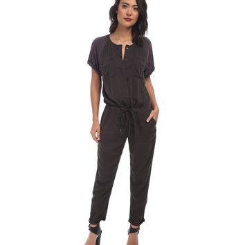 Free People Utility Romper