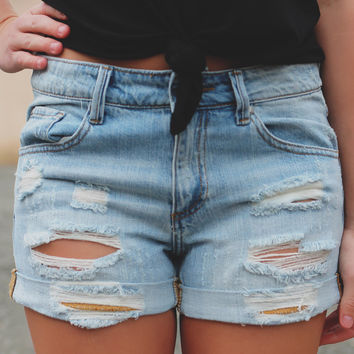 Caravan Denim Shorts