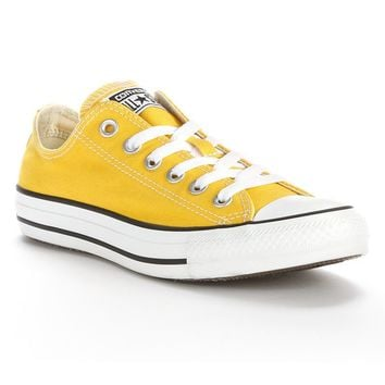 Converse Yellow All Star Sneakers for Unisex