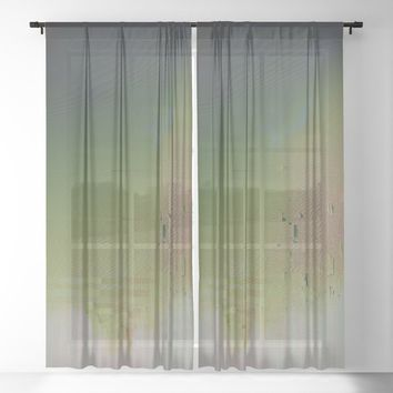 grdngrv001 Sheer Curtain by duckyb