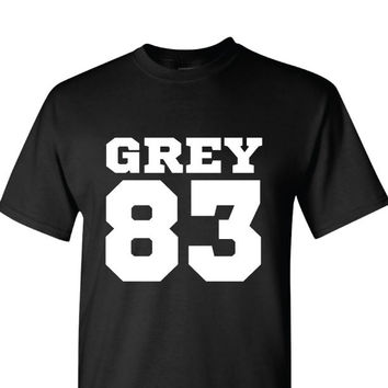 Christan Grey DOB T-Shirt | 50 Shades of Grey T-Shirt | Date of Birth