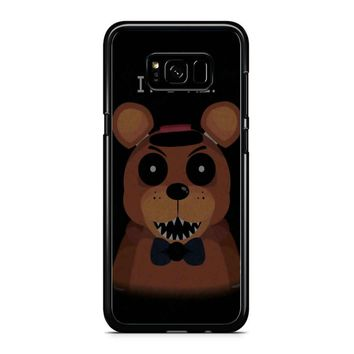 Five Nights At Freddy S Freddy Samsung Galaxy S8 Plus Case