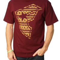 Famous Stars And Straps Men's Only Built BOH Graphic T-Shirt