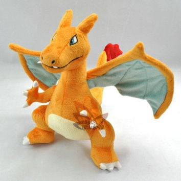 "New 13"" CHARIZARD Doll"