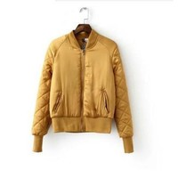Warm Bomber Jacket