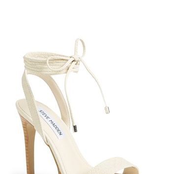 Women's Steve Madden 'Faithful' Lace-Up Sandal,