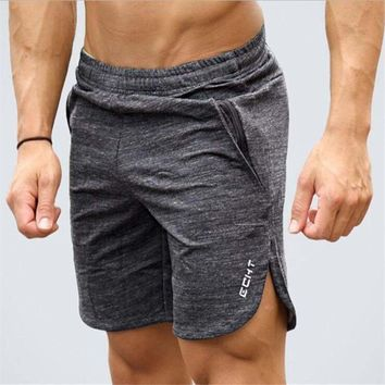 Mens Sporting Beaching Shorts Trousers Cotton Bodybuilding Sweatpants Fitness Short Jogger Casual Gyms Mens Shorts