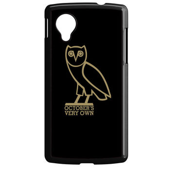 OVOXO October's Very Own Nexus 5 Case