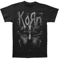 Korn Men's  Third Eye Tee T-shirt Black