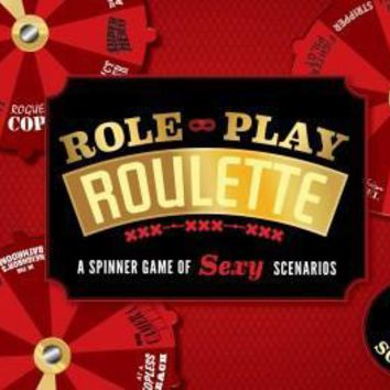 Role-Play Roulette: A Spinner Game of Sexy Scenarios