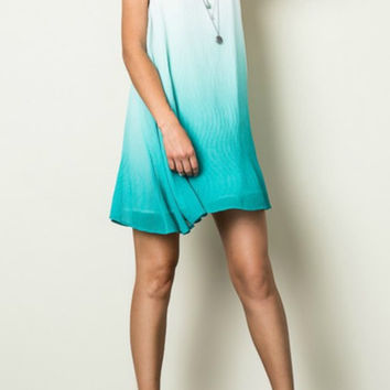 By The Sea Ombre Dress