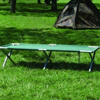Texsport Deluxe Easy Set Up Folding Sleeping Camp Cot