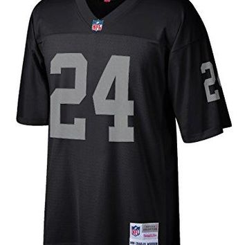 Charles Woodson Oakland Raiders NFL Throwback Premier Jersey