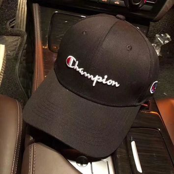 Champion The latest couple baseball cap