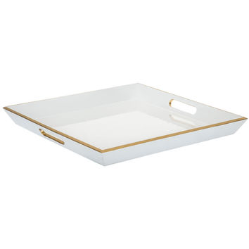 White & Gold Tray | Hobby Lobby | 874487