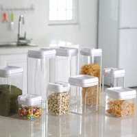 Kitchen Storage Jars Container For Food Cooking Tools Storage Box Food Container Kitchen Canisters Storage Of Spices Cans